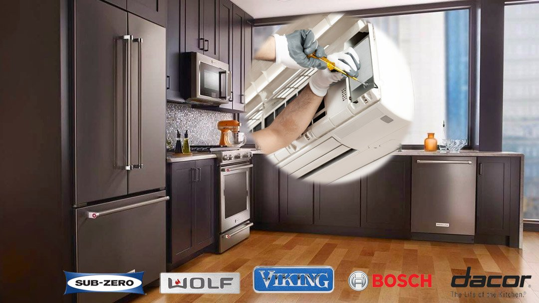 kitchen appliance repairs